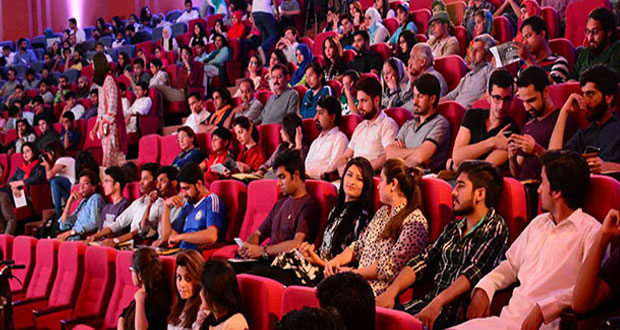 60 Second International film festival held in Quetta