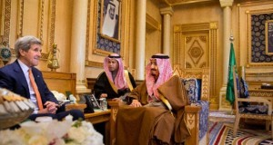 Riyadh: US Secretary State calls on Saudi king