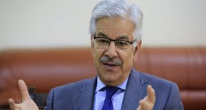 Load shedding to be ended in 2018, Khawaja Asif claims