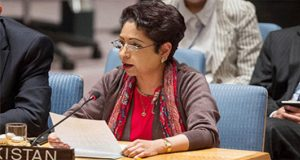 Decolonization to remain incomplete without settling Kashmir dispute: Maleeha