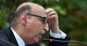PM Approves Abdul Basit Early Retirement Request