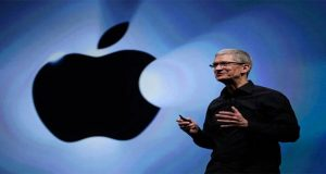 Apple cuts CEO's salary as iPhone sales decline