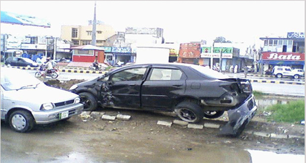 Nature's law of justice: Killer of six people killed in traffic accident