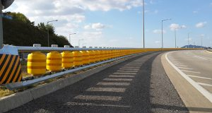 Life Saving Roadside Barrier, which is just Wow