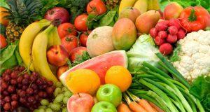 Fruits &Vegetable: Eat 10-a -day for longer life