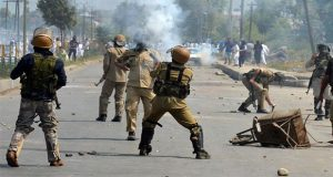 Complete shutdown observed in Occupied Kashmir Today