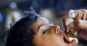 Anti-Polio Drive Begins in Baluchistan's 8 Districts