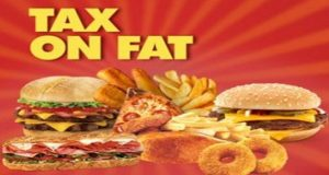 Fat taxes could save billions in healthcare cost