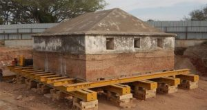 India relocates Tipu Sultan's armory to lay railway track