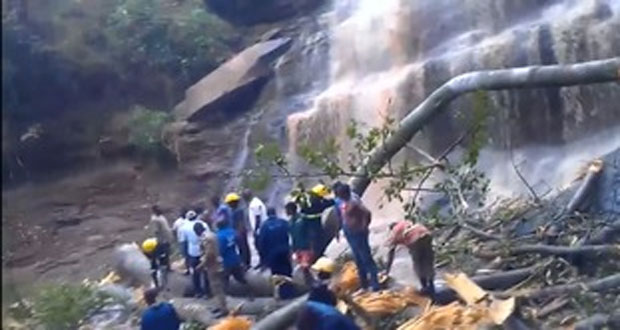 Ghana: 20 killed as tree falls at Kintampo waterfall