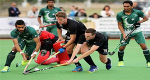 Pakistan clinches hockey series against New Zealand