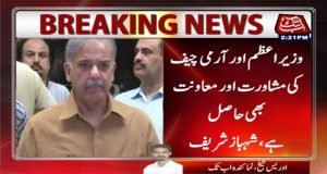 PM, Army Chief too Have Consultation And Coordination For PSL Final, Shahbaz