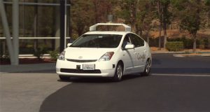 California officially embraces self-driving car