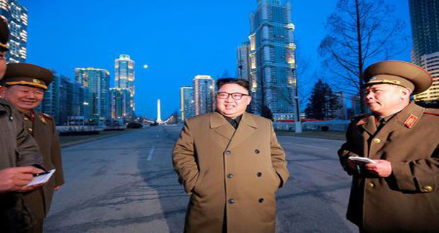 North Korea ready for nuclear test any time: South Korean military official
