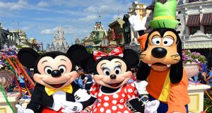 Disney seeks patent for humanoid robot