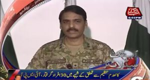 Balochistan: 33 suspects arrested in search operation