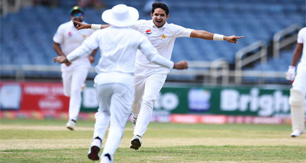 Jamaica Test: West Indies all out at 286 in first innings