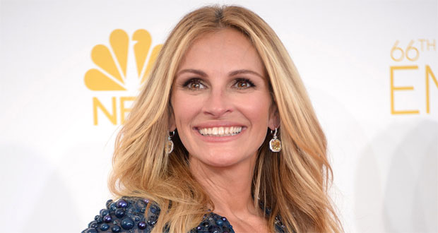 Julia Roberts named world's most beautiful woman for record 5th time