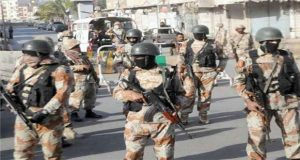 Sindh govt approves extension in Rangers' special powers for 90 days