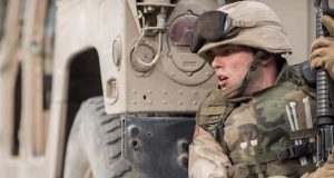 Hollywood movie 'Sand Castle' based on Iraq war background released