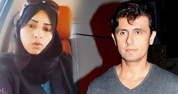 Indian Muslim girl replies aggressively to Sonu Nigam over his tweet against Azan