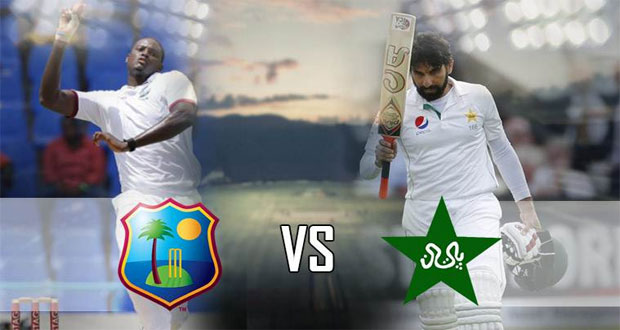 1st Test: Pakistan elect field after winning toss against WI