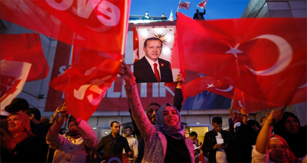 Destiny, Duty and Democracy: Turkey a Year after Failed Coup