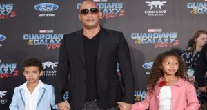 Premier of 'Guardians of the Galaxy' held in Los Angeles