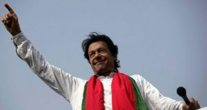 Imran Khan announces to hold rally on coming Friday in Islamabad