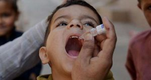 3-Day Anit-Polio Campaign Starts in KP, Fata Today