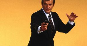 Sir Roger Moore, James Bond 007: A Life in Pictures