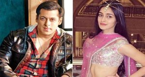 Thanks to Salman, Chunky's daughter Ananya to debut in Bollywood