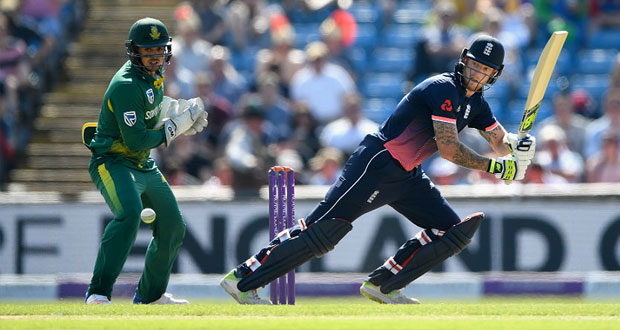 First ODI: South Africa to chase 340 runs to win against England