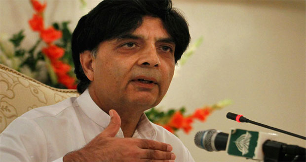 Image result for Confrontation with judiciary not in Nawaz's interest: Chaudhry Nisar