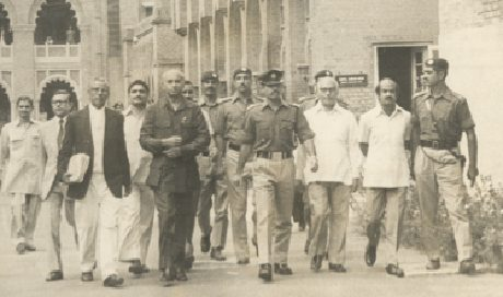 Image result for bhutto in jail