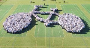 Hundreds of People Set World Record after Making Largest Bicycle