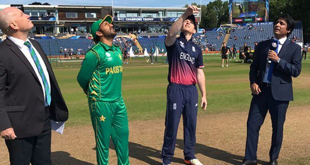 Pakistan Win Toss, Elect to Field against England in 1st Semi-Final