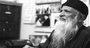 First Death Anniversary of Great Edhi Being Observed Today