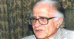 11th Death Anniversary of Ahmed Nadeem Qasmi Being Observed Today