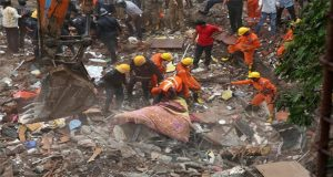 At Least 17 Dead, 30 Injured in Mumbai Building Collapse