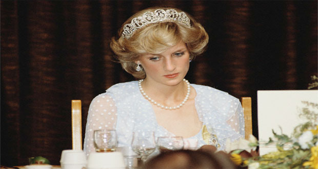 Diana, Journey an Ordinary Girl to Princess of Wales