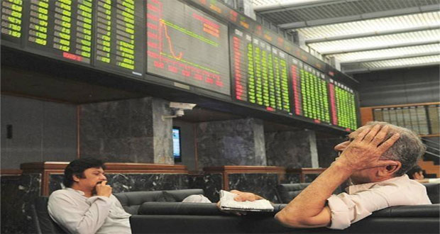 PSX Benchmark KSE-100 Closes on Positive Note