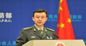 China Urges India Withdrawal Troops Promptly
