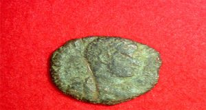 Experts Discover Rare Roman Coin on Remote Island
