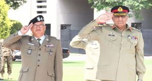 Polish Commander, Jordanian Ambassador Call On COAS