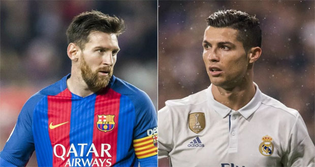 Ronaldo, Messi Among Nominees for Fifa Award