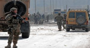 NATO Soldier Killed in Suicide Attack in Afghanistan