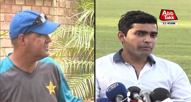 Umar Akmal Served Show-Cause Notice by PCB