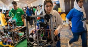Father of Girl on Afghan Robotics Team Killed in Herat