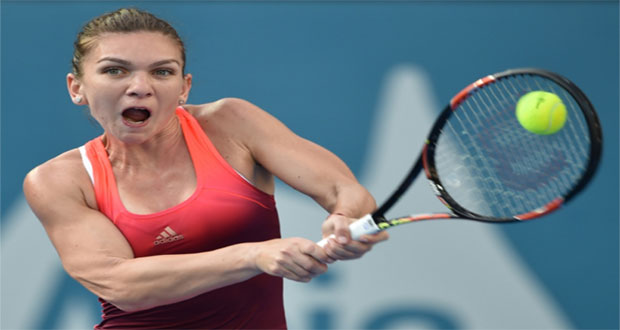 Halep Beats Sevastova In Quest To Win Title